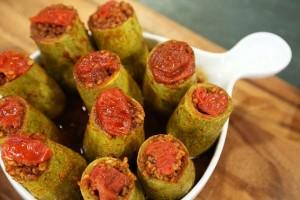 Arda'nın Ramazan Mutfağı Bulgurlu Kabak Dolması Tarifi 28.05.2018