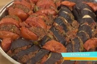 Trt 1 Misafirim Var Fırında Kazan Kebabı Tarifi 01.10.2018