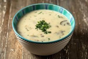 Arda'nın Mutfağı Kremalı Mantar Çorbası Tarifi 09.02.2019