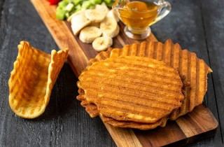 Arda'nın Mutfağı Waffle Tarifi 16.02.2019