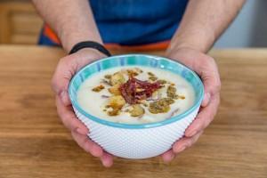Arda'nın Ramazan Mutfağı Pum Pum Çorbası Tarifi 14.05.2019