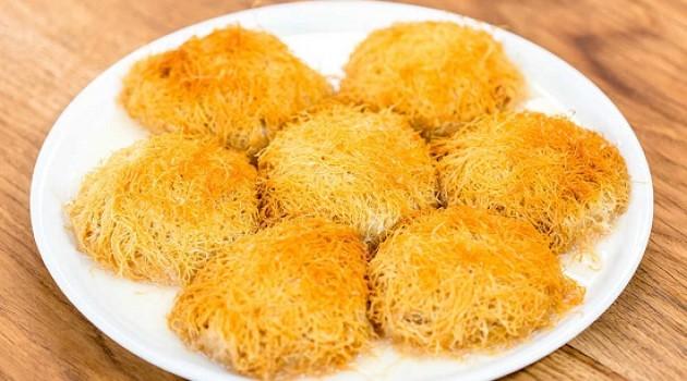 Arda'nın Ramazan Mutfağı Sütlü Tel Kadayıf Tarifi 07.05.2019