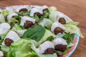 Arda'nın Ramazan Mutfağı Tahinli Nohut Köftesi Tarifi 16.05.2019
