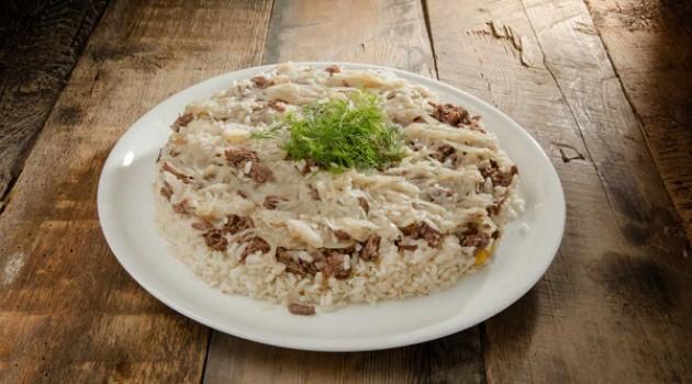 Arda'nın Ramazan Mutfağı Kabune Pilavı Tarifi 30.04.2020