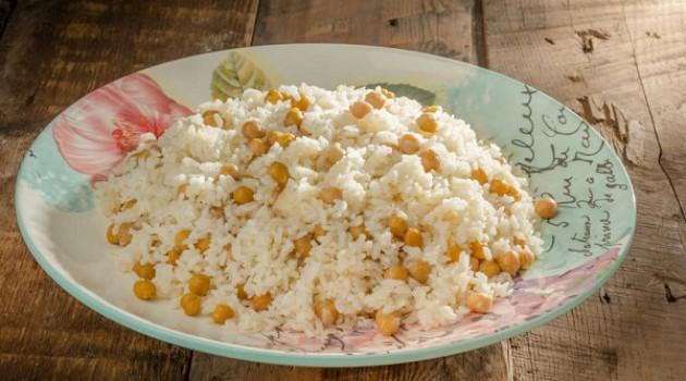 Arda'nın Ramazan Mutfağı Nohutlu Pilav Tarifi 06.05.2020