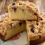Arda'nın Mutfağı Vişneli Kırıntılı Kek Tarifi 30.05.2020