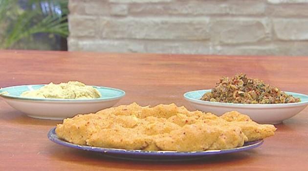 Gelinim Mutfakta Arap Kebabı ve Patates Köftesi Tarifi 12.10.2020
