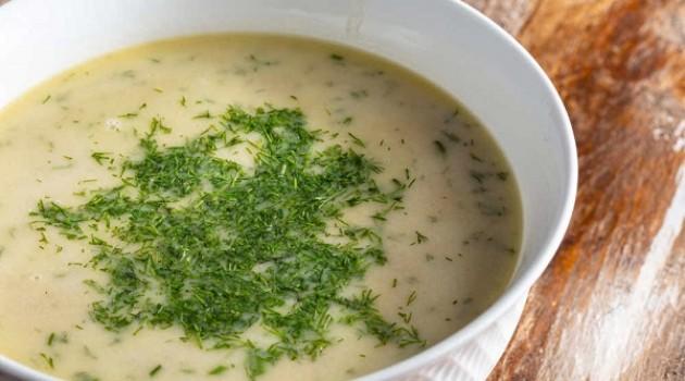 Arda'nın Mutfağı Yoğurtlu Süzme Mercimek Çorbası Tarifi 21.11.2020