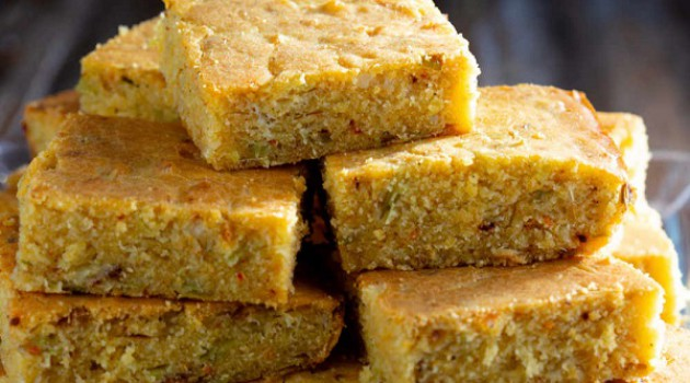 Arda'nın Mutfağı Pırasalı Mısır Ekmeği Tarifi 16.01.2021