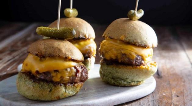 Arda'nın Mutfağı Yeşil Çizburger Tarifi 30.01.2021