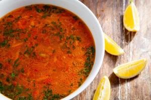 Arda'nın Mutfağı Zencefilli Şehriyeli Domates Çorbası Tarifi 13.02.2021