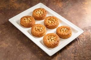 Arda'nın Ramazan Mutfağı Fındıklı İrmik Tatlısı Tarifi 15.04.2021