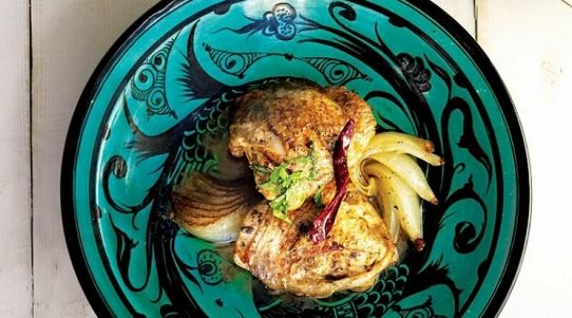 Gelinim Mutfakta Kırma Tavuk Kebabı  Tarifi 28.04.2021