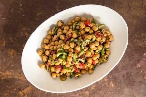 Arda'nın Ramazan Mutfağı Nohut Salatası Tarifi 15.04.2021