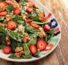 Arda'nın Mutfağı Çilekli Ispanak Salatası Tarifi 05.06.2021
