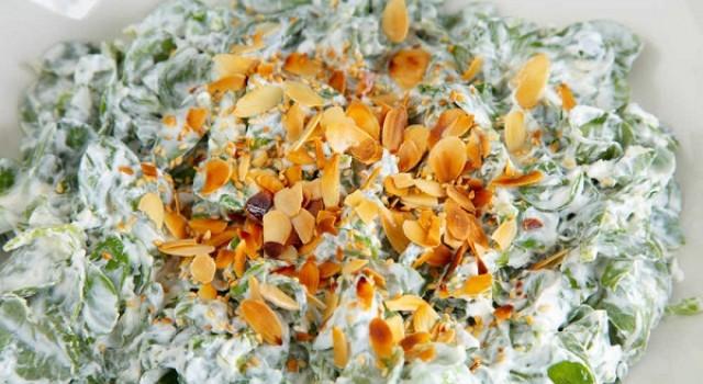 Arda'nın Mutfağı Semizotlu Yaz Salatası Tarifi 26.06.2021