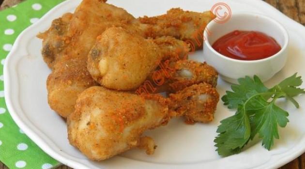 Gelinim Mutfakta Çıtır Tavuk Bagetleri Tarifi 27.09.2021