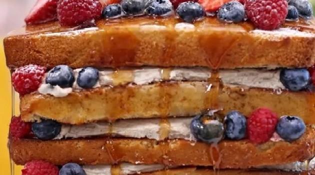 Gelinim Mutfakta Tost Pasta Tarifi 08.10.2021