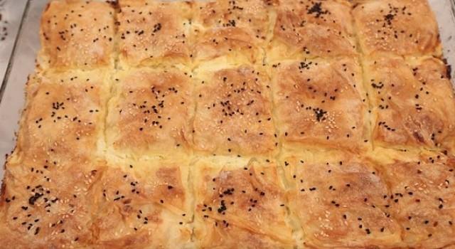 Nermin'in Enfes Mutfağı Milföy Börek Tarifi 21.10.2021