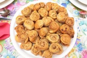 Nursel'in Mutfağı Cevizli Açma Tatlısı Tarifi 16.06.2015