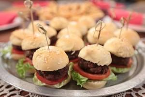 Nursel'in Mutfağı Mini Hamburger Tarifi 23.11.2015