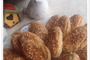 Gülenay ile Pasta Börek Tahinli Kurabiye Tarifi  29.07.2015