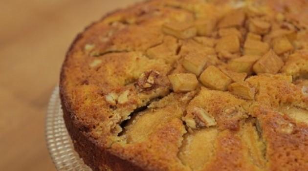 Arda'nın Mutfağı Elma Dilimli Kek Tarifi 25.10.2015