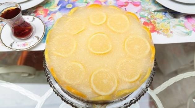 Nursel'in Mutfağı Limon Pelteli İrmik Tatlısı 11.05.2015