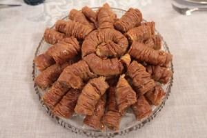 Nursel'in Mutfağı Kıvrım Tatlısı Tarifi 09.10.2015