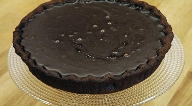 Arda'nın Mutfağı Karamelli Çikolatalı Tart Tarifi 03.05.2015