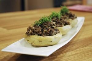Tv8 Arda'nın Mutfağı Kıymalı Enginar Tarifi 25.04.2015