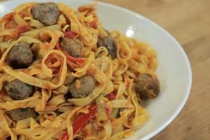 Arda'nın Mutfağı Misket Köfte Tarifi 07.11.2015