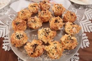 Nursel'in Mutfağı Muffin Börek Tarifi 26.10.2015