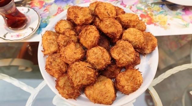 Nursel'in Mutfağı Tel Şehriye Mantolu Patates Kroket Tarifi 11.05.2015