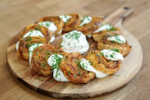 Arda'nın Mutfağı Patatesli Rulo Börek Tarifi 08.11.2015
