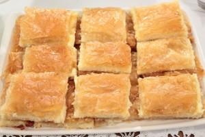 Nursel'İn Mutfağı Peynirli Katmer Tarifi 19.11.2015