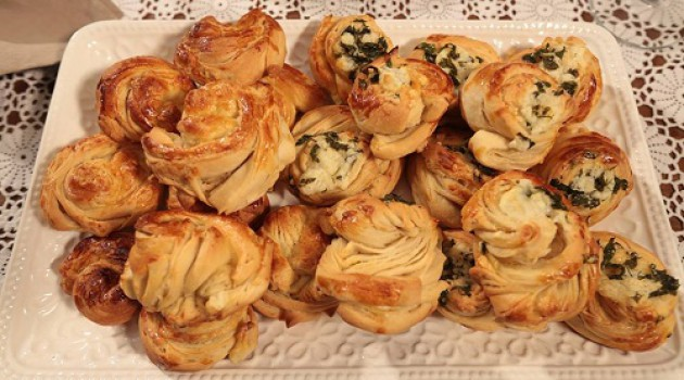 Nursel'in Mutfağı Sarıklı Börek Tarifi 01.05.2015