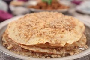 Nursel'in Mutfağı Taş Ekmek Tarifi 17.11.2015