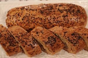 Nursel'in Mutfağı Tarhanalı Çörek Tarifi 14.04.2015
